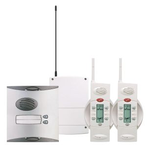 Daitem D5602 - Wireless Intercom System for 2 Users