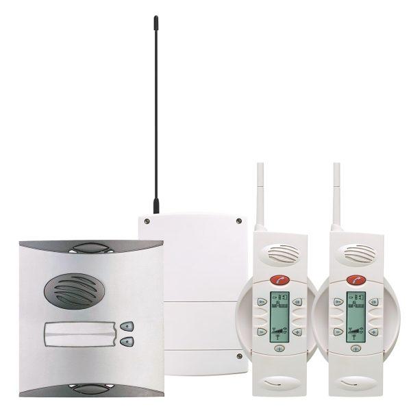 Daitem D5602 - Wireless Intercom System for 2 Users