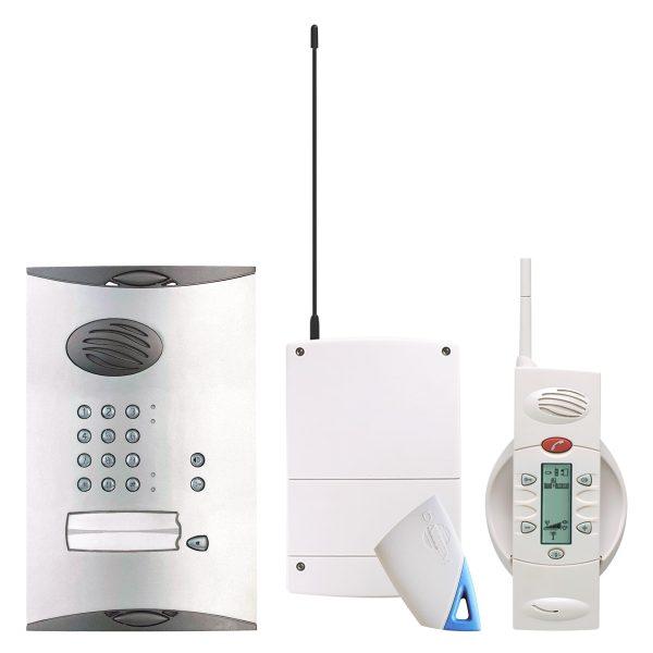 Daitem D5731-GB - Wireless Intercom, Keypad + Proxireader