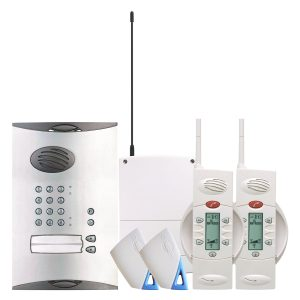 Daitem D5732GB - 2 Button Wireless Intercom + Keypad