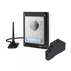 GSM4K-1 Intercom Flush Mount