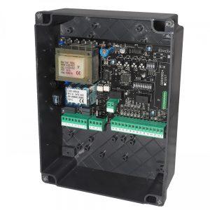 Gibidi F4 Control Panel Insides