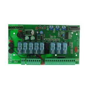 CAME ZA3 – Control Panel