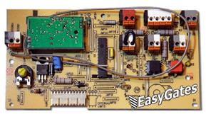 41A5696-4D (C) (B) - Logic Board