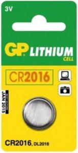 CR2016 3v Battery
