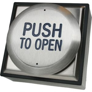 DDA-900-2 Push To Open Exit Button (Surface)