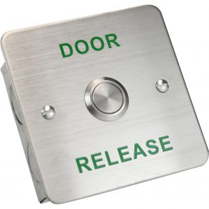 DRB-002F-DR Door Release Push Button