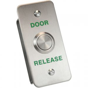 DRB-002NF-DR Architrave Door Release Exit Button