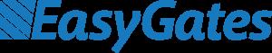 EasyGates Logo Large (Blue)