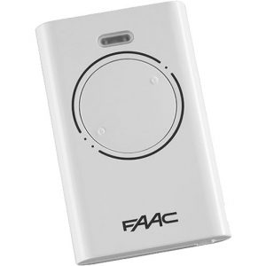 FAAC XT2 868 SLH 2 Button Remote Control