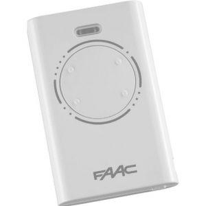 FAAC XT4 433 SLH 4 Button Remote Control