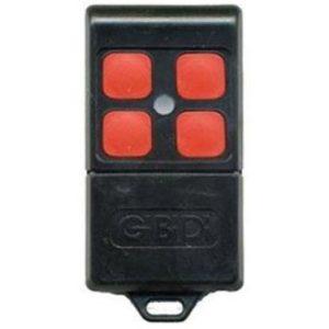 Gibidi Open TMB433 4 Button Remote Control