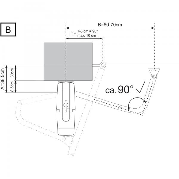 LiftMaster ART Series Geometry B