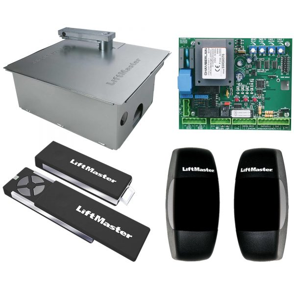 LiftMaster SUB300KS 230v Single Underground Gate Opener Kit