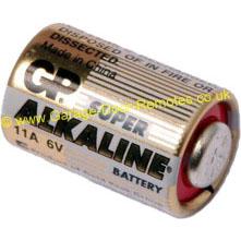 LR11A 6v Alkaline Battery