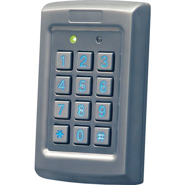 Prastel EASYBKA Stand Alone Illuminated Keypad