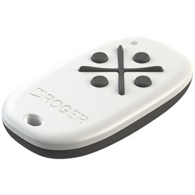 Roger M80/TX44R Remote Control