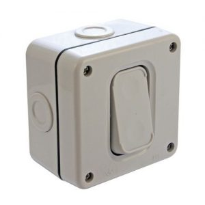 CED 1G 2Way Waterproof Switch (WS1256)