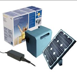Nice Solemyo SKYCE - Solar Power Kit