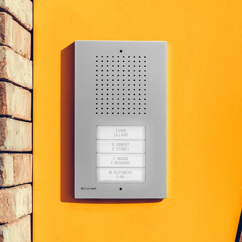 Comelit Ciao Intercom Panel