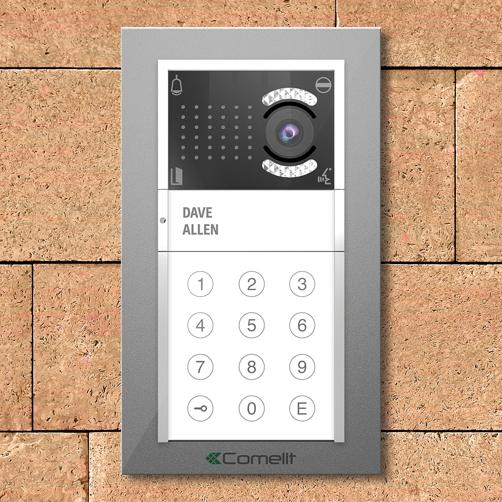 Comelit iKall Video Intercom Kit
