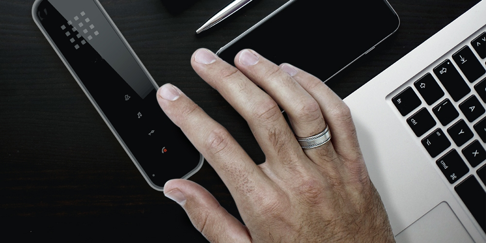 AES Slim Handset