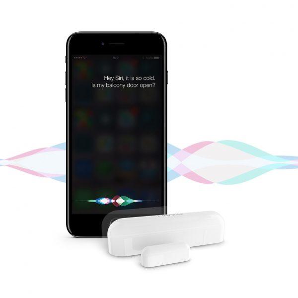 Door Sensor Siri