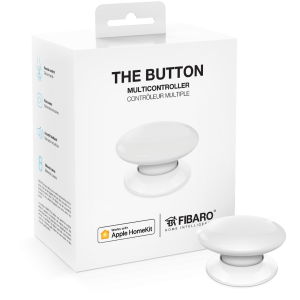 The Button Boxed (White)