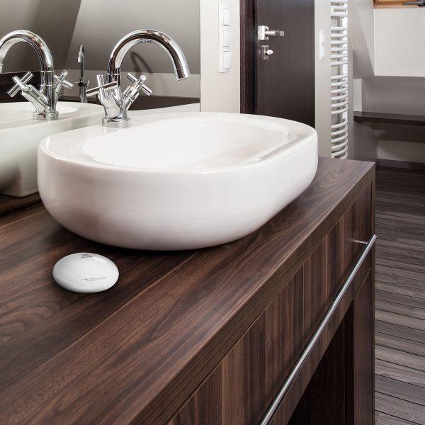 Flood Sensor Bathroom