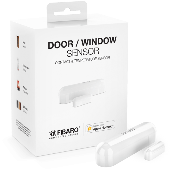 Door Sensor Boxed (White)