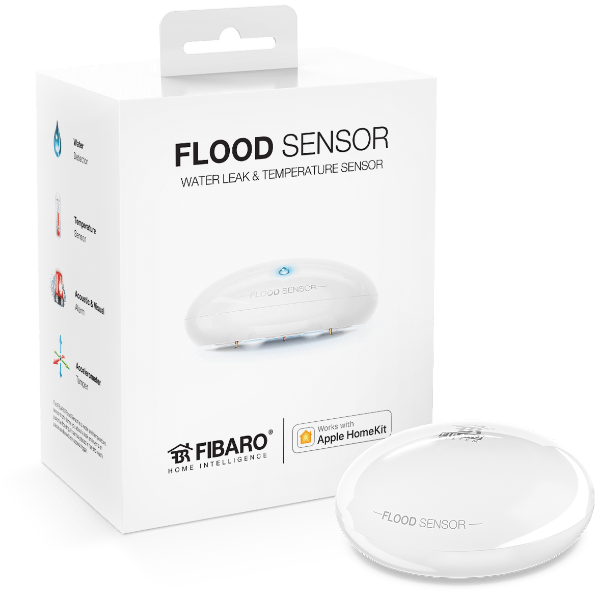 Flood Sensor Boxed