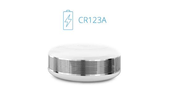 CR123A Battery Powered