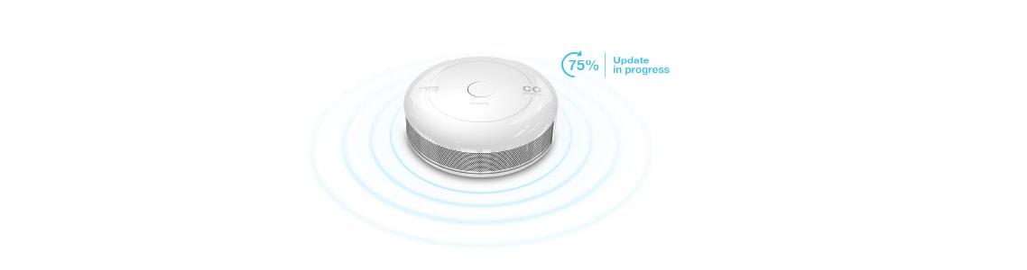 Carbon Monoxide Sensor Wireless Updates