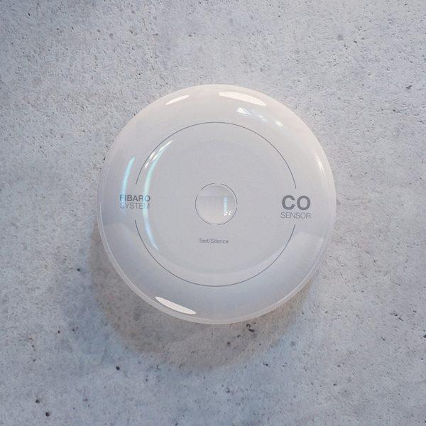 CO Sensor Front