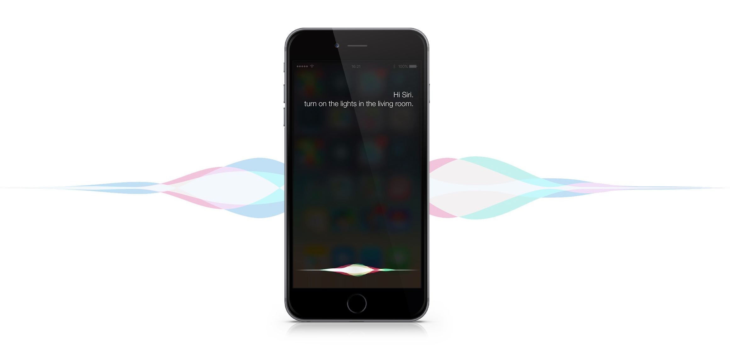 Compatible with Siri