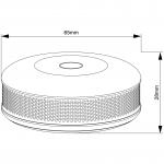 Fibaro Carbon Monoxide Sensor