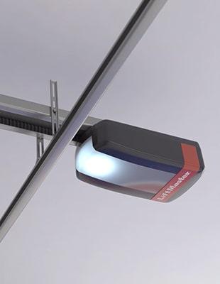 LM100EV garage door application