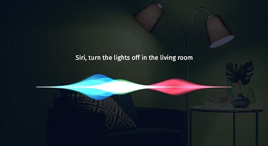 Siri, lights out
