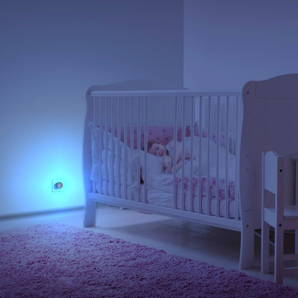 Wall Plug Night Light