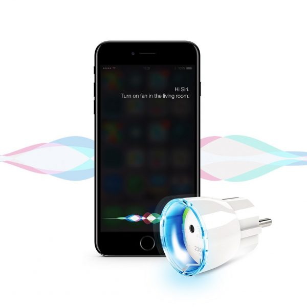 Wall Plug Siri