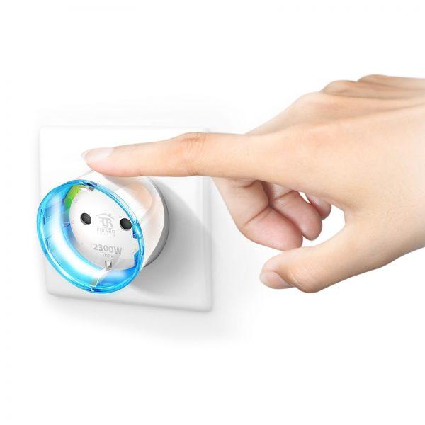 Wall Plug F Socket