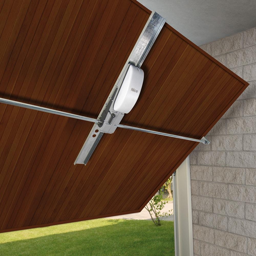 canopy garage door