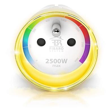 Power Measurement Yellow