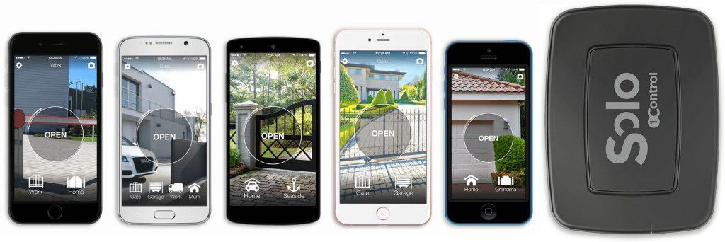 1Control Solo Range of Phones