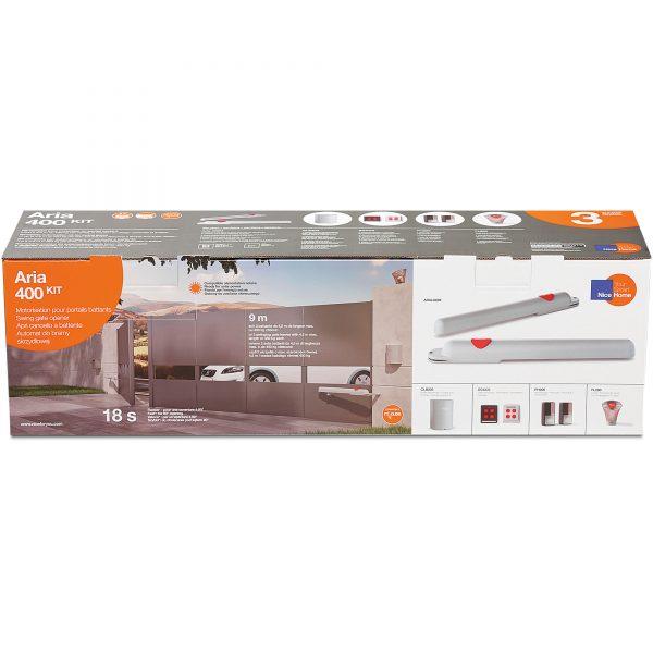 NiceHome Aria 400 Kit Packaging