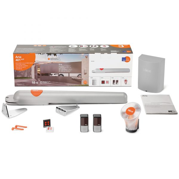 NiceHome Aria 401 Kit Contents