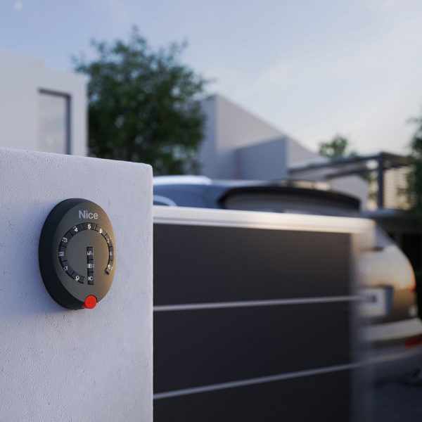 NiceHome DS100 Keypad Application