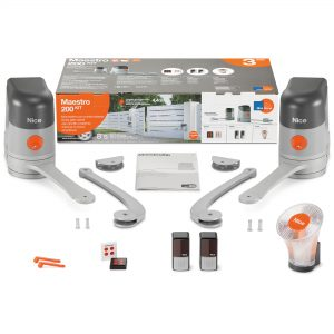 NiceHome Maestro 200 Kit Contents