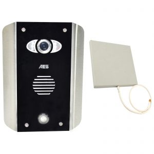 AES PRED2-WIFI-AB Intercom Kit Contents