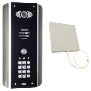 AES PRED2-WIFI-ABK Intercom Kit Contents